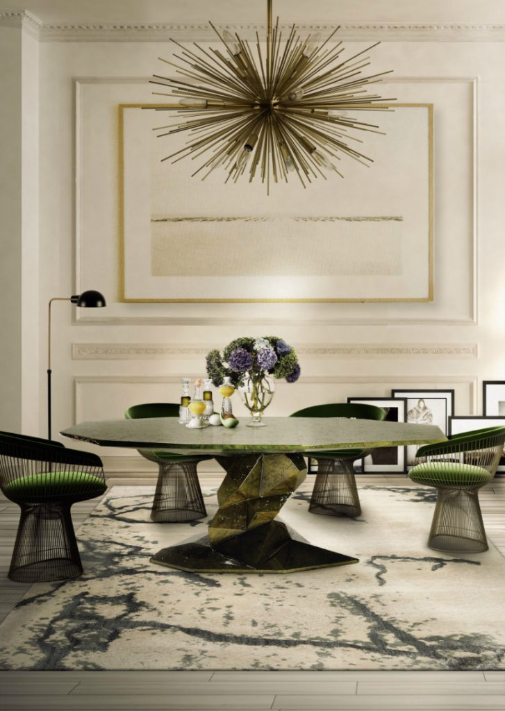 bonsai luxury brands 10 Outstanding Dining Room Tables by Top Luxury Brands bonsai 2