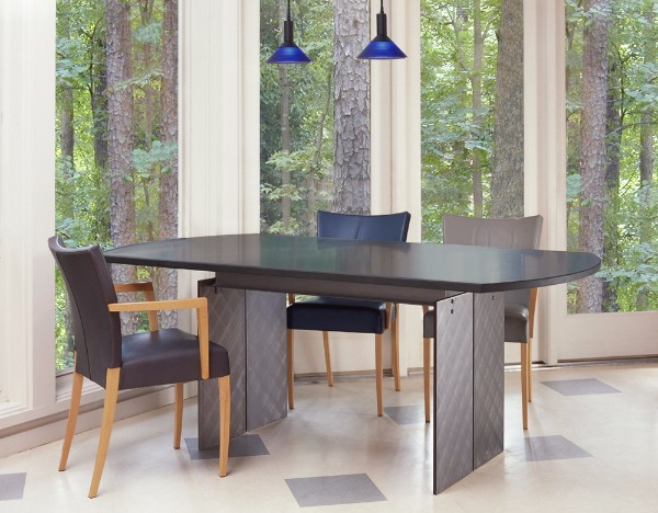 Boost Your Dining Room With These Granite Dining Tables