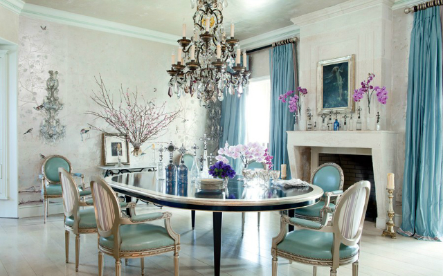 celebrity dining rooms celebrity dining rooms 10 Fabulous Celebrity Dining Rooms to Be Inspired By sharon osbourne