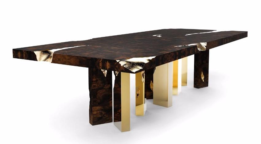 MAISON & OBJET  maison et objet Modern Dining Tables you Can See at Maison et Objet empire 2