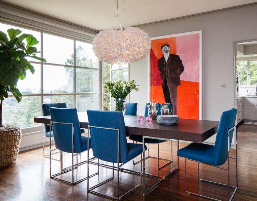 Simple Minimalist Dining Set: 15 Minimalist Dining Room Ideas: Decoration Tips For Clean