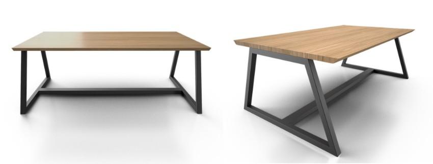 maison et objet maison et objet Modern Dining Tables you Can See at Maison et Objet lemon