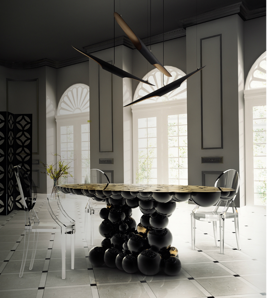 boca do lobo New Ebook by Boca do Lobo: Best Luxury Pieces for your Dining Room newton