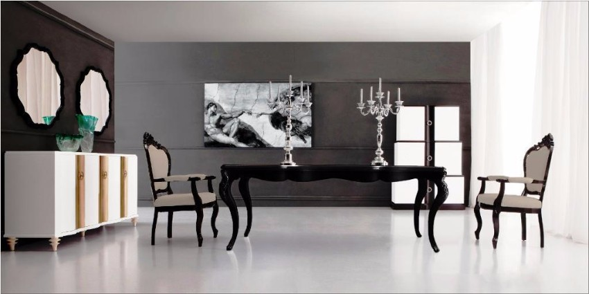 dining table Fall In Love With These Season Dining Tables Ethan Allen Black Dining Table