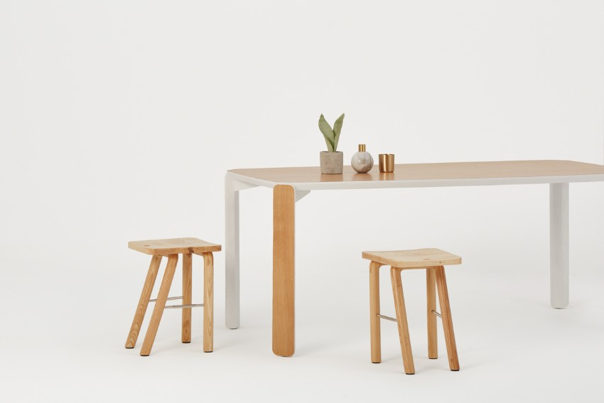 45 dining table The Minimal Look of 45 Dining Table LaSelva 45TableSystem 15