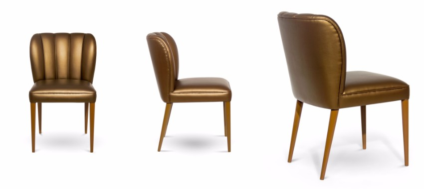 Dining chair Mid-Century Dining Chairs You Need for your Home dalyan dining chair 1 HR side 1