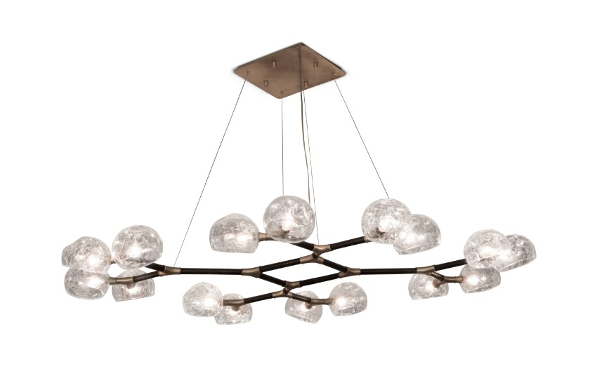 dining room The Best Dining Room Decor Ideas From Brabbu horus suspension light 2 1 HR