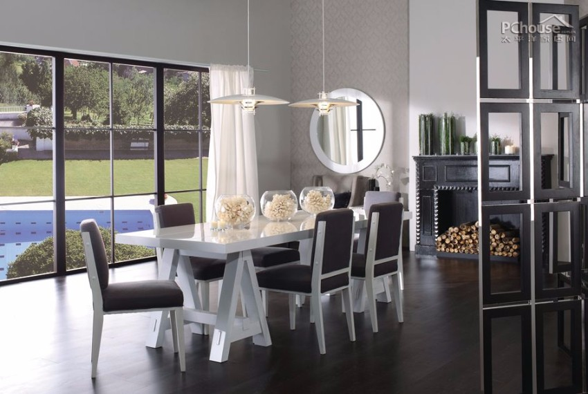 kelly hoppen Dining Room Ideas by Kelly Hoppen 201112281444566699