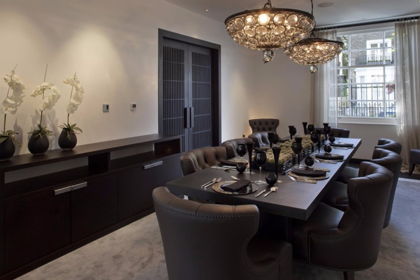 kelly hoppen Dining Room Ideas by Kelly Hoppen 4 16