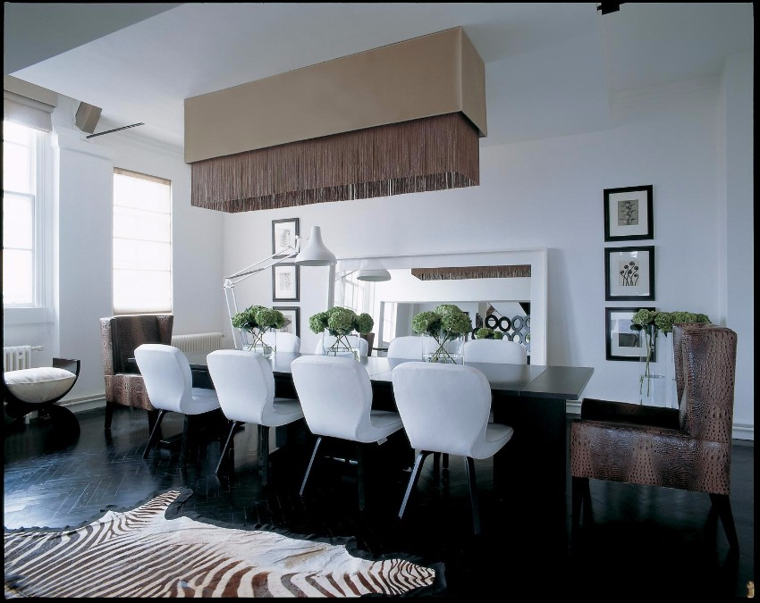 kelly hoppen Dining Room Ideas by Kelly Hoppen 4 3