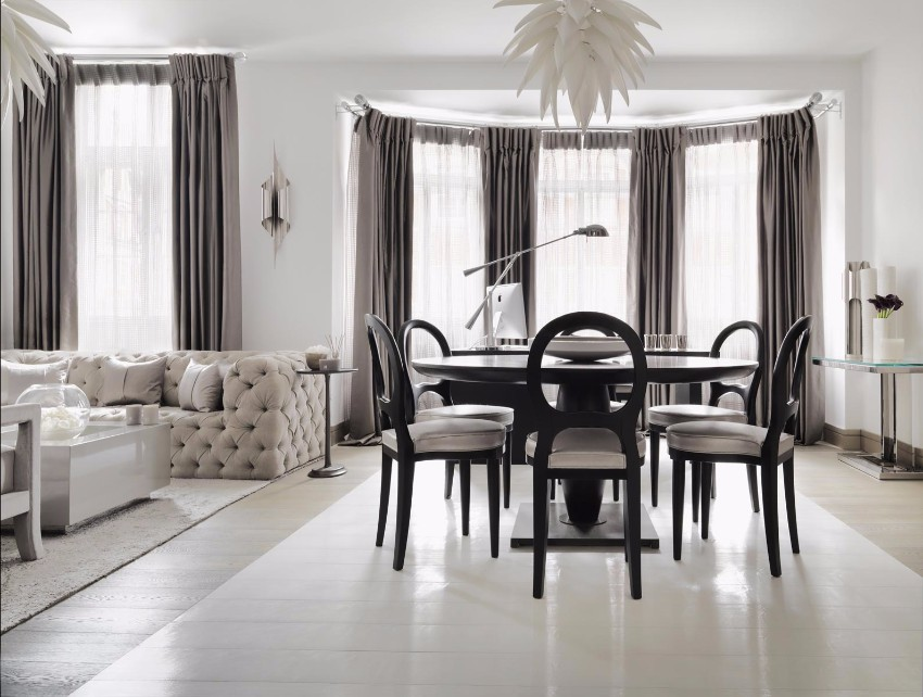 kelly hoppen Dining Room Ideas by Kelly Hoppen 7f20fe40794d02cac50439ad60d042ad