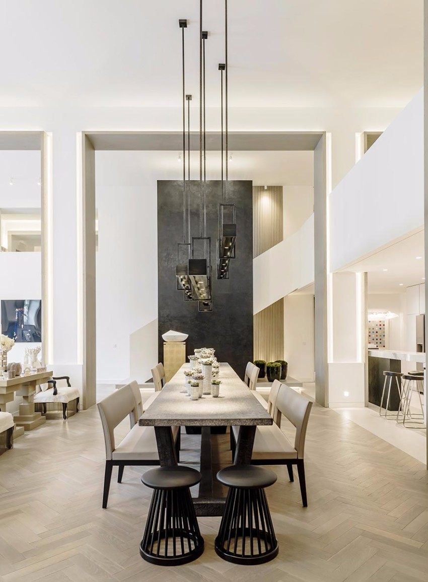 kelly hoppen kelly hoppen Dining Room Ideas by Kelly Hoppen 89544fddbe26c2eaefafc7d503d3219b