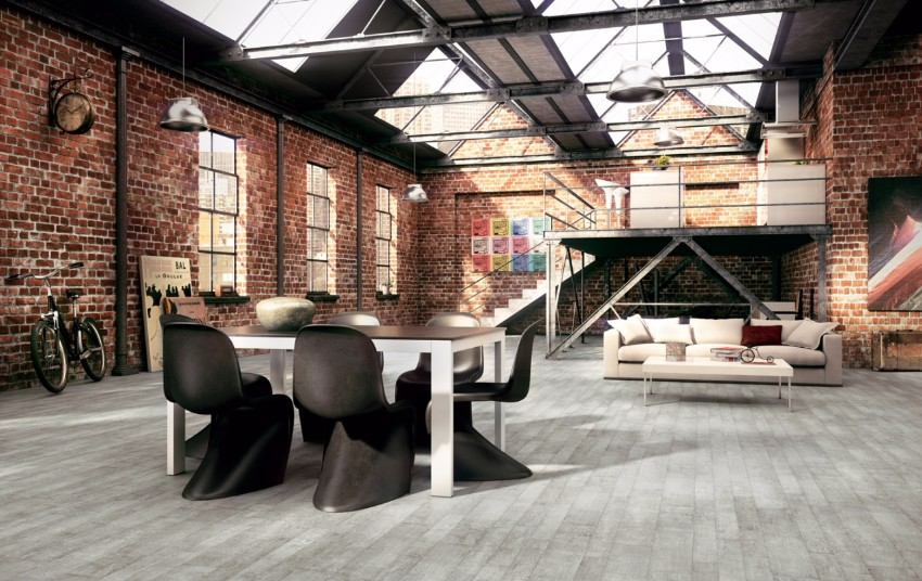 industrial How to Create a Stylish Industrial Dining Room 917