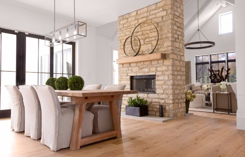 fireplace fireplace The Finest Fireplaces For Your Modern Dining Room Image 50 1