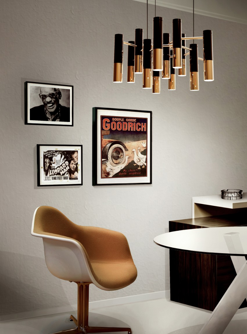 suspension lamp 10 Sophisticated Suspension Lamps For Your Dining Room delightfull ike 01