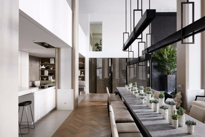 kelly hoppen Dining Room Ideas by Kelly Hoppen kelly house