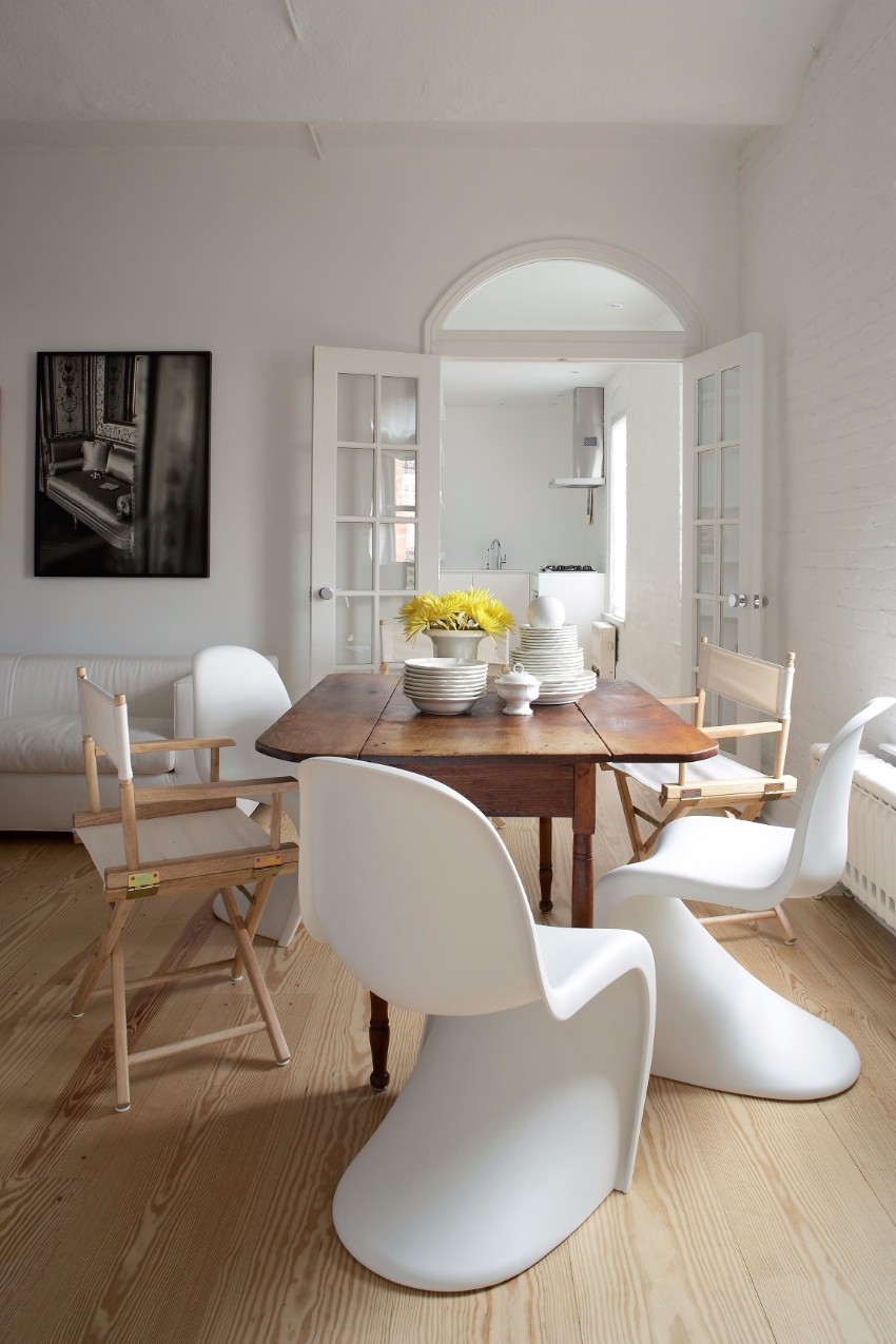 dining room dining room Tips to Combine Dining Table and Chairs in your Dining Room mix and match dining room 01