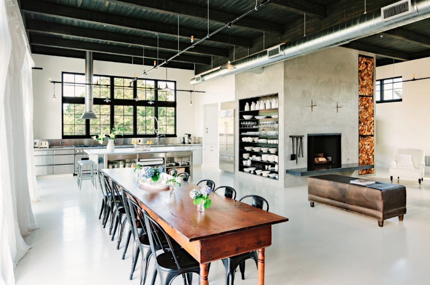 industrial 10 Ways to Create a Stylish Industrial Dining Room screen shot 2016 07 02 at 10 27 01 pm 5 orig