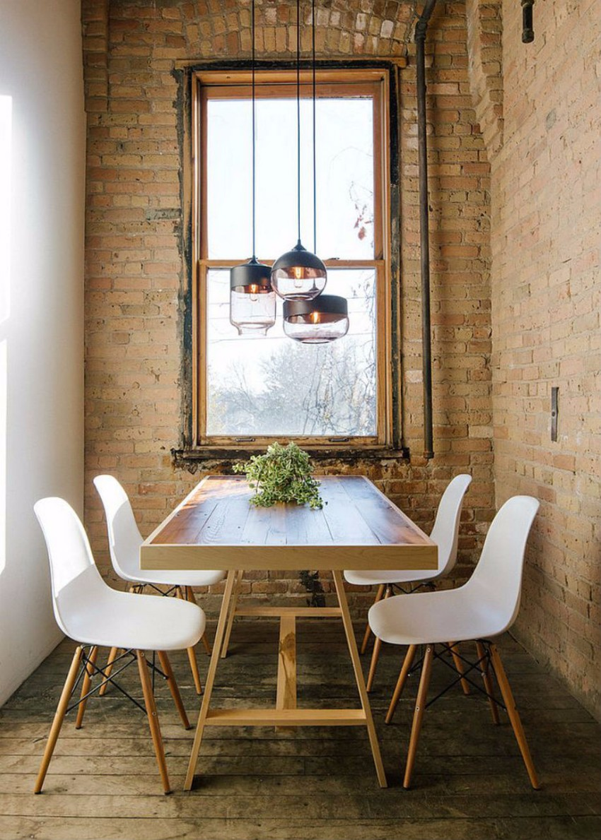 industrial How to Create a Stylish Industrial Dining Room thehomeissue smallplacemistakes008