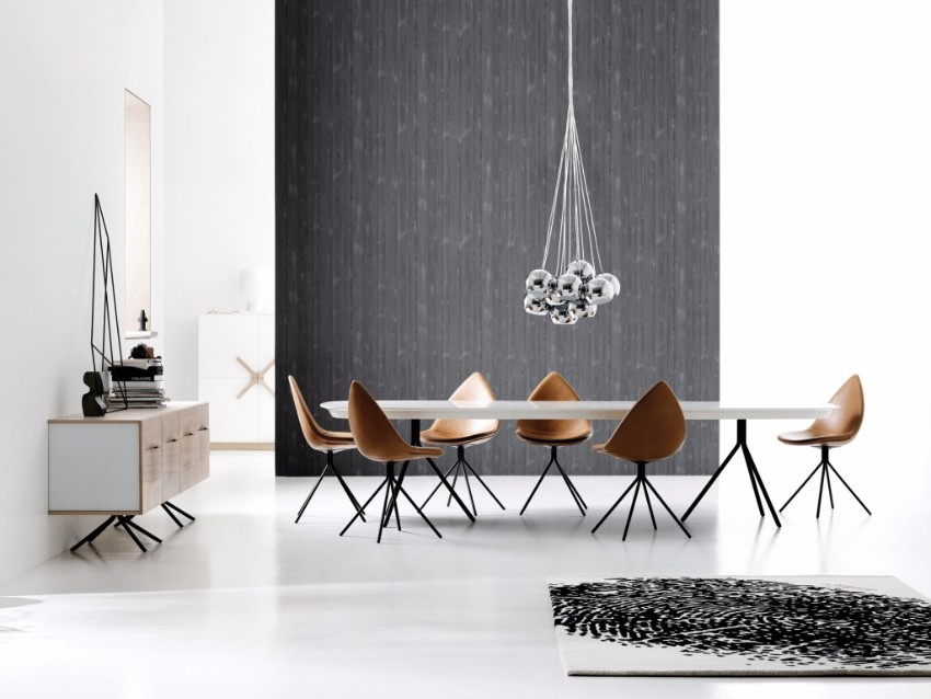 suspension lamp suspension lamp 10 Sophisticated Suspension Lamps For Your Dining Room top interior designers karim rashid product design ottawa collection
