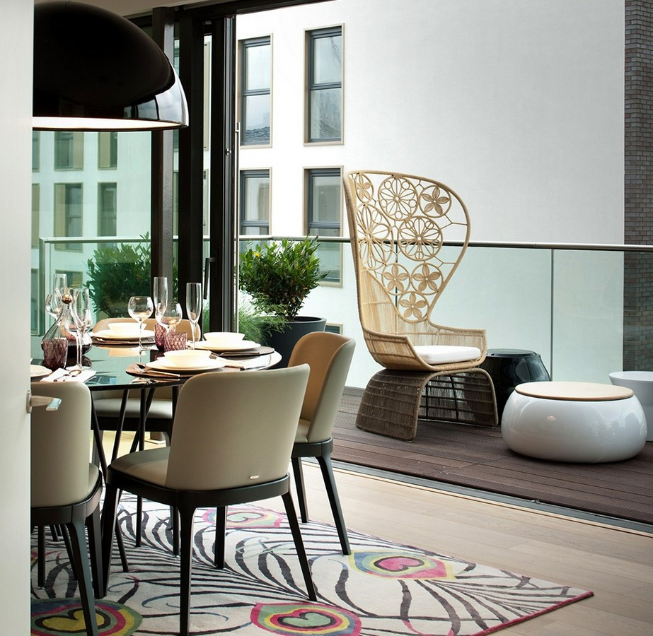 Patricia Urquiola Dining Room Projects by Patricia Urquiola 1 1