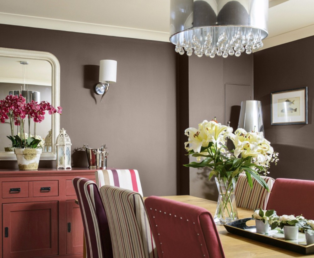 dining room 15 best colors for dining rooms 10 bold paint