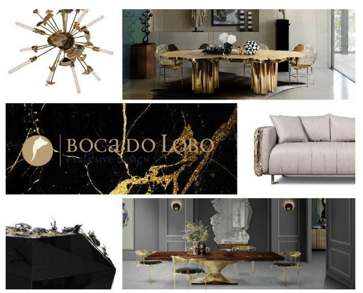 salone del mobile Salone Del Mobile 2017: Stunning Dining Room Sets by Boca do Lobo 1010b39b374f5e56b9abf7d97bb4e832