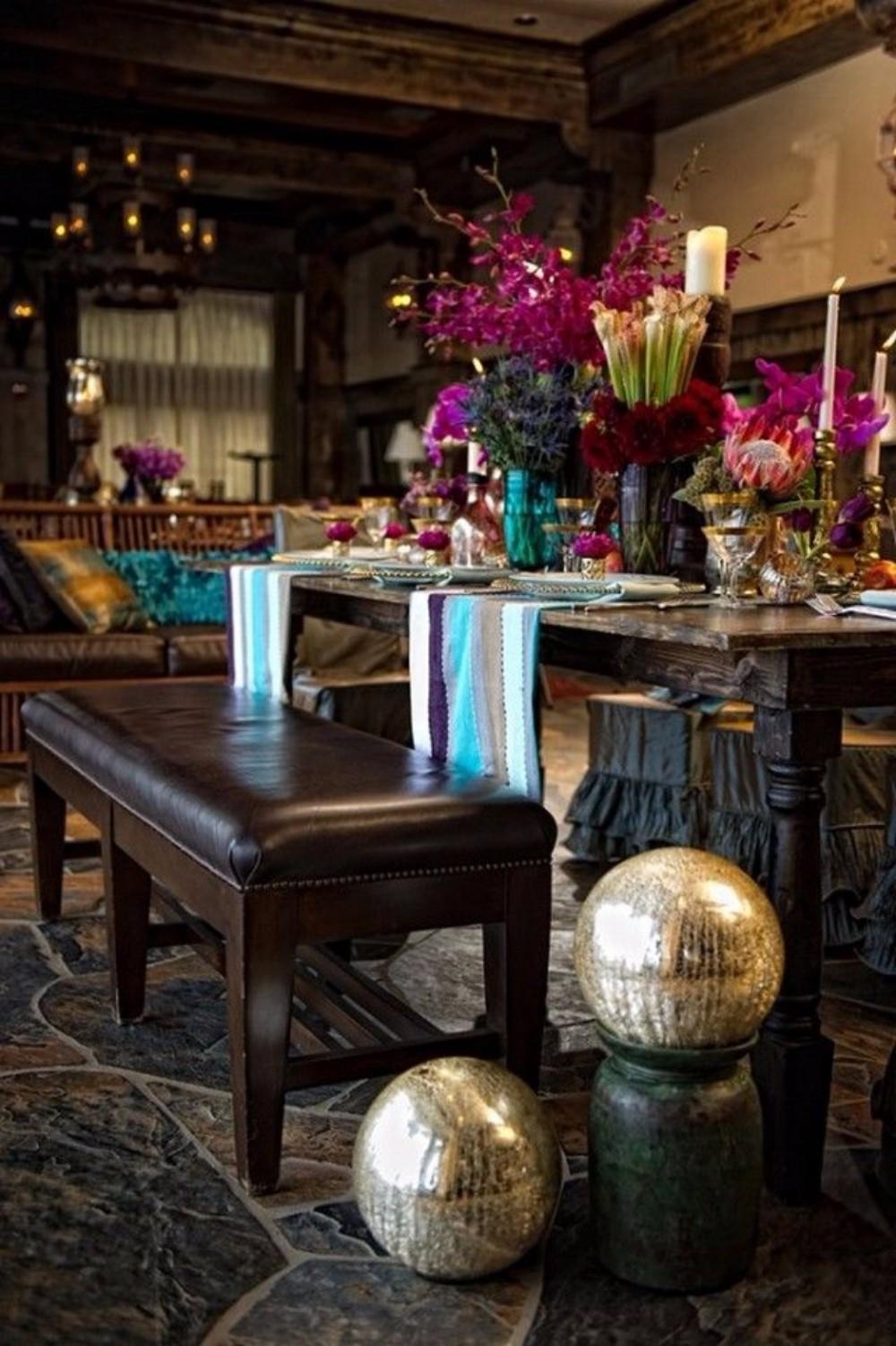 boho chic 25 Boho Chic Dining Room Designs That Will Inspire You 25 boho chic dining room designs that will inspire you 13