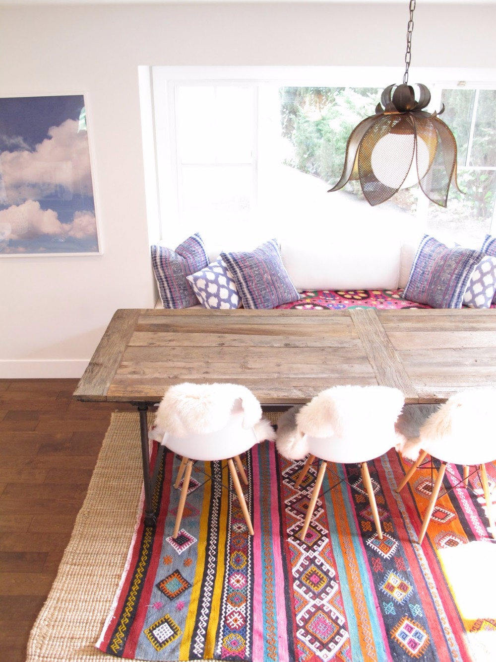 boho chic 25 Boho Chic Dining Room Designs That Will Inspire You 25 boho chic dining room designs that will inspire you 19