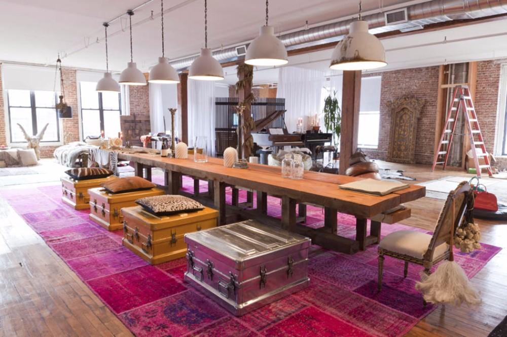 boho chic 25 Boho Chic Dining Room Designs That Will Inspire You 25 boho chic dining room designs that will inspire you 5