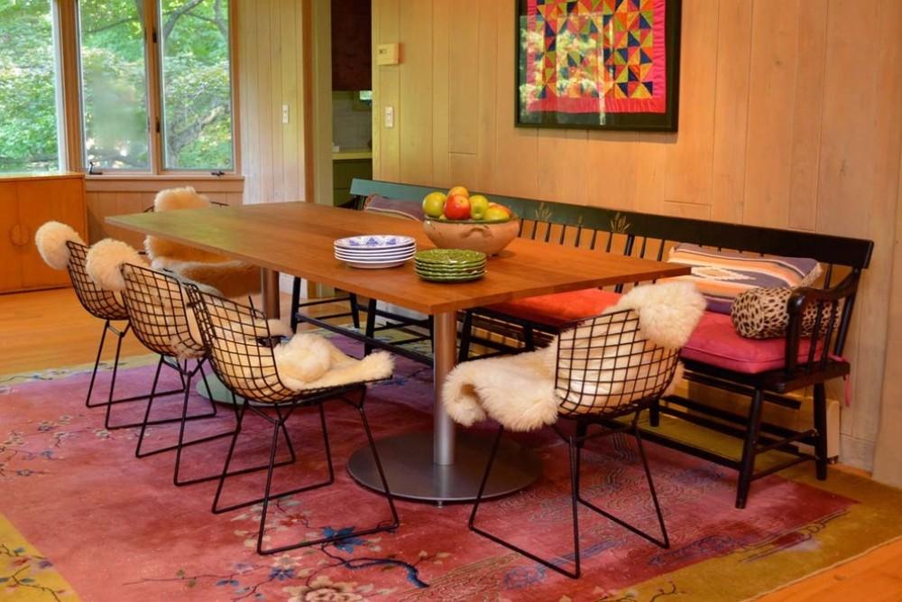 boho chic 25 Boho Chic Dining Room Designs That Will Inspire You 25 boho chic dining room designs that will inspire you 7