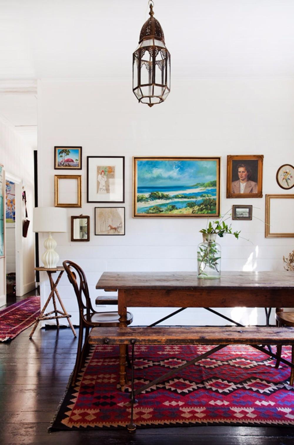 boho chic 25 Boho Chic Dining Room Designs That Will Inspire You 25 boho chic dining room designs that will inspire you 8