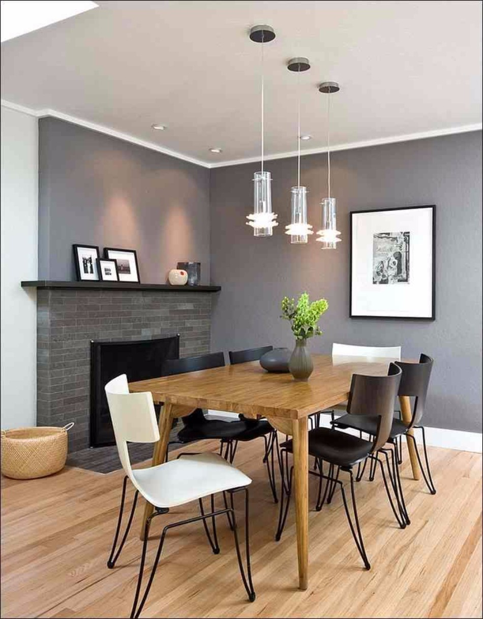 15 graceful gray dining room ideas for Modern dining suites