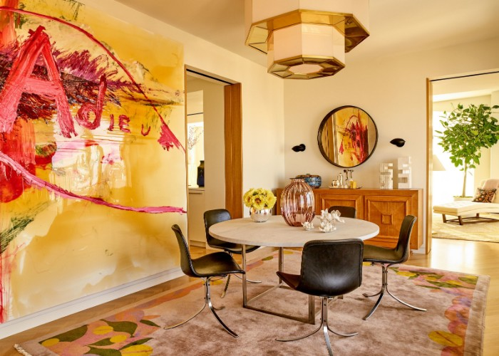 10 Celebrity Dining Rooms That You Will Love