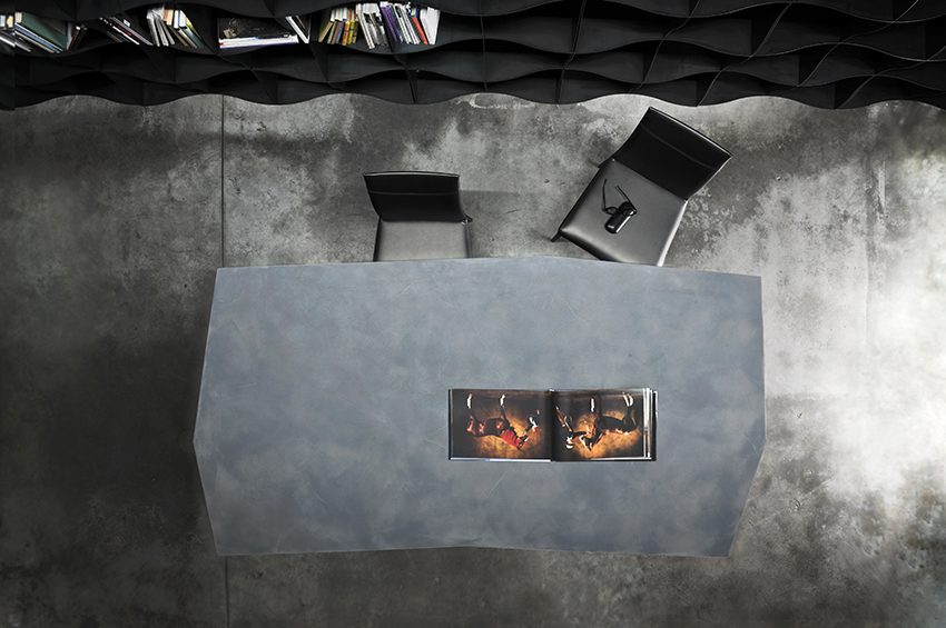 ronda design Discover the Sculptural Table by Ronda Design Ronda Design Quasimodo