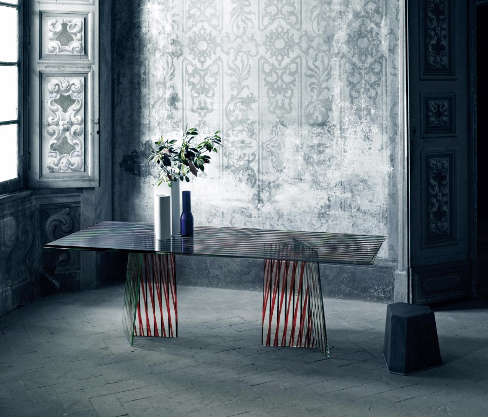 Patricia Urquiola Dining Room Projects by Patricia Urquiola crossing 07 01 b