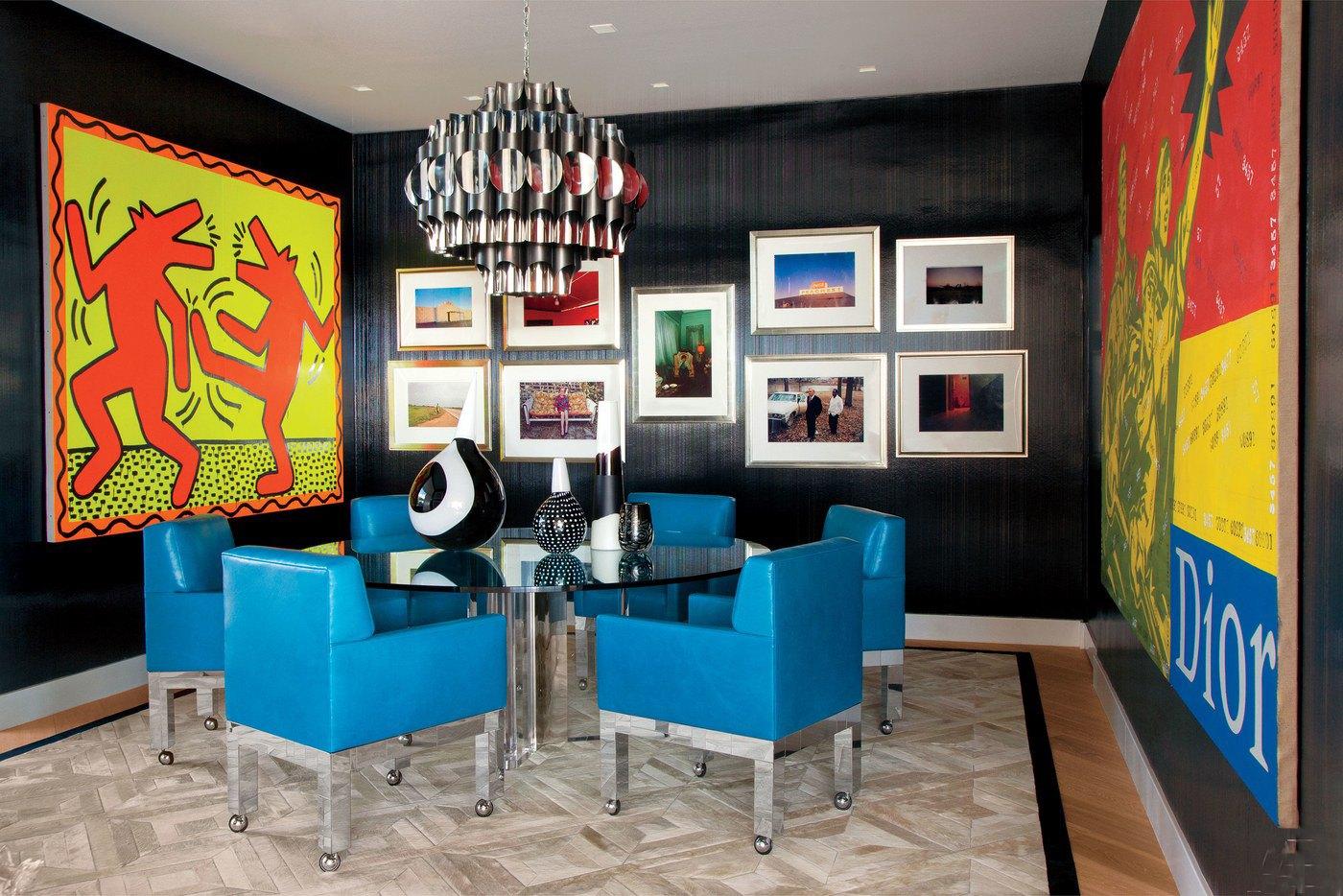 celebrity dining room 10 Celebrity Dining Rooms That You Will Love elton john