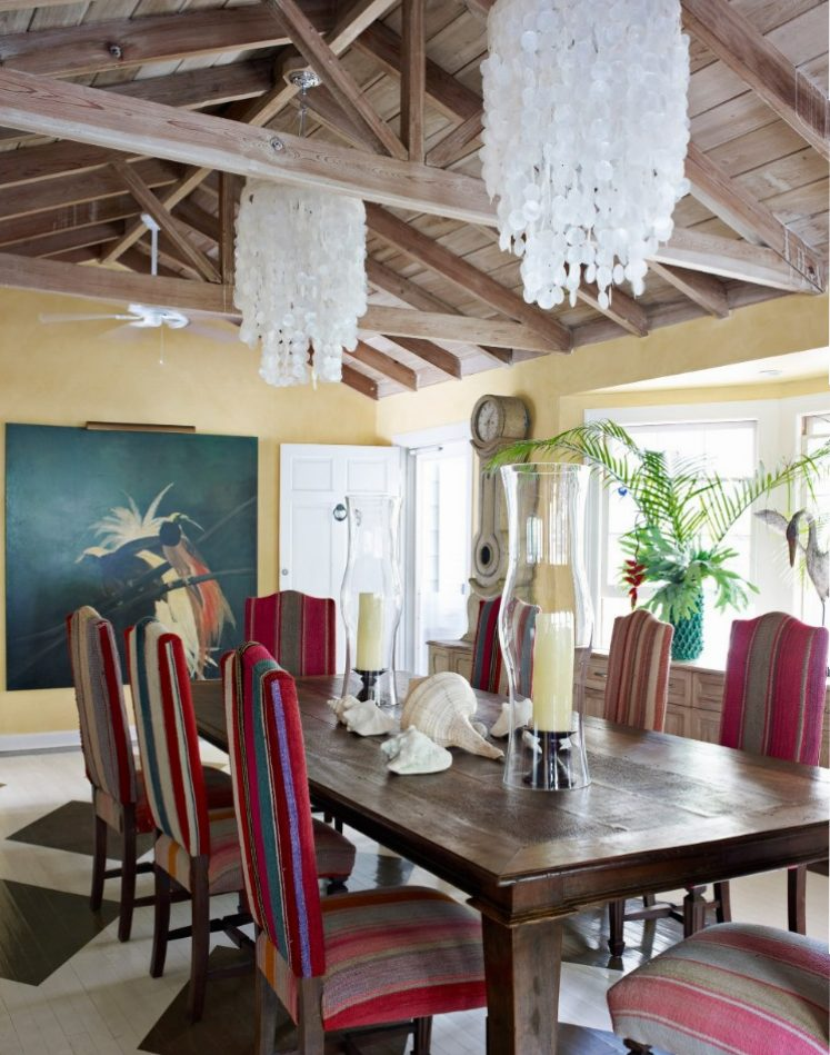 colors colors 10 Colors That Look Amazing In The Dining Room Area mustard e1490696697357