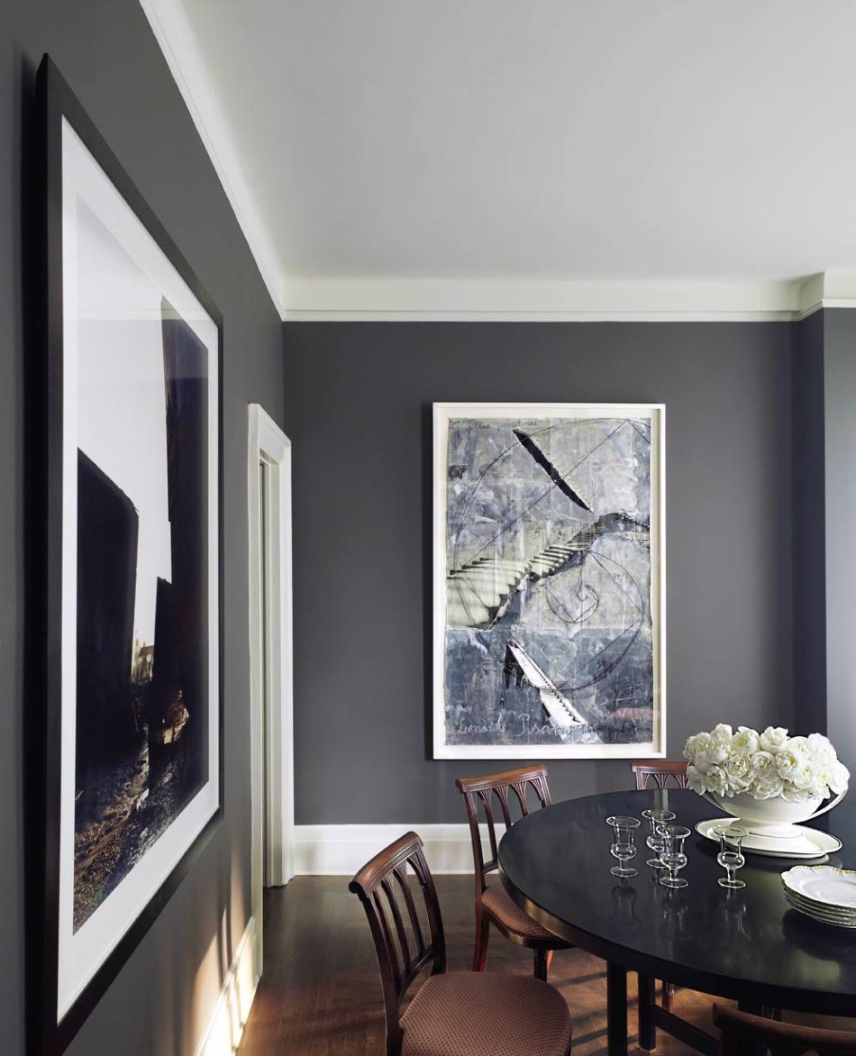 Gray Dining Room Ideas: 15 Graceful Gray Dining Room Ideas