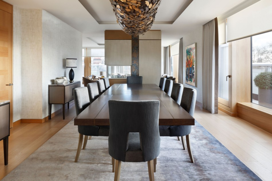 helen green Top 100 Coveted Magazine: Brilliant Dining Rooms by Helen Green 3