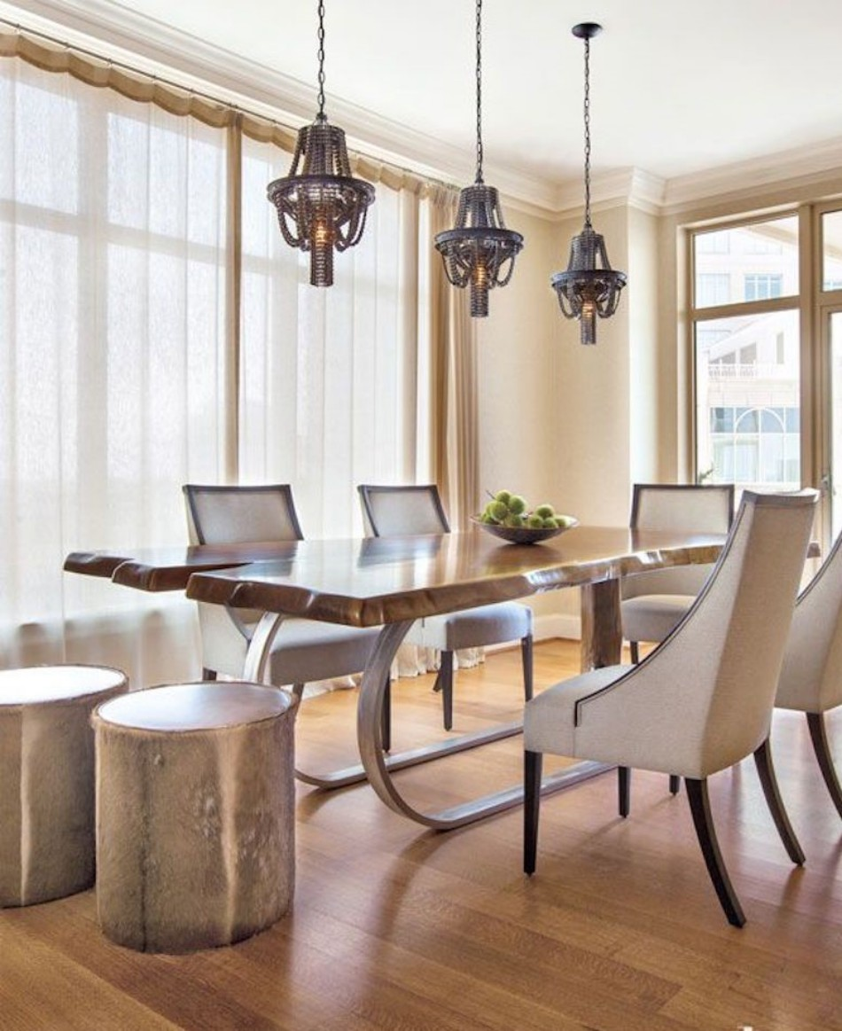 modern dining table ideas 10 Awesome Modern Dining Table Ideas That You Will Adore Lovely Dining Table Ideas 18 in Simple Home Decoration Ideas with Dining Table Ideas