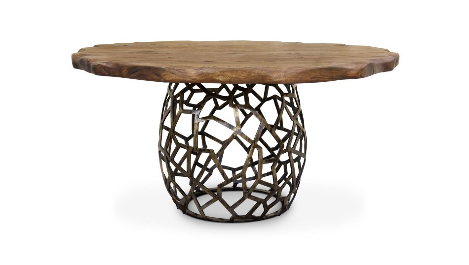 dining table 10 Dining Tables That Will Make All Your Dinners Special apis dining table s 1