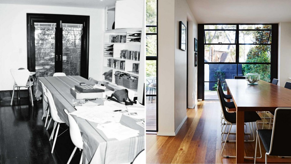 Dining Room transformation Before & After: 10 Amazing Dining Room Transformations before after dining room jun15 20150604112149 q75dx1920y u1r1g0c