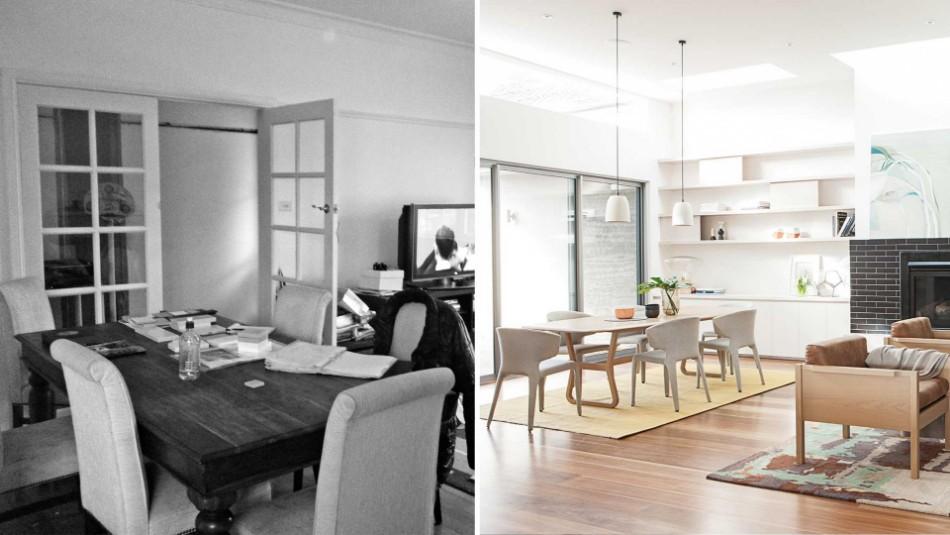 Dining Room transformation Before & After: 10 Amazing Dining Room Transformations before after living room nov14 20150604110531 q75dx1920y u1r1g0c