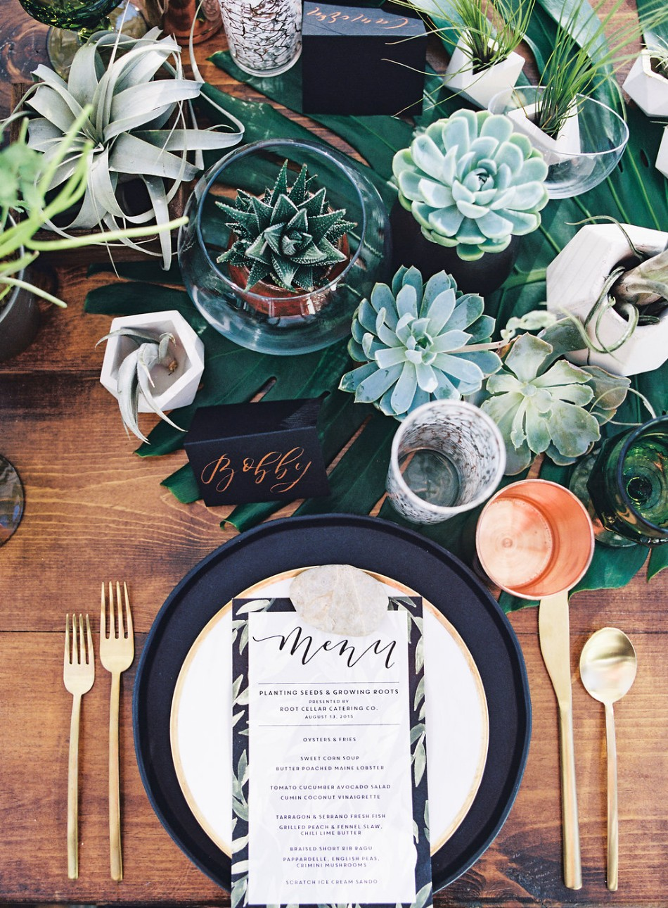 party in your dining room 10 Tips For Throwing A Party In your Dining Room delicious outdoor feast wedding inspiration 01