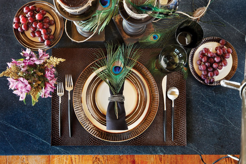 elegant dinner elegant dinner How to Set Your Dining Table For An Elegant Dinner eclectic feast