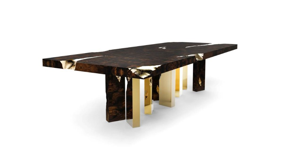 dining table 10 Dining Tables That Will Make All Your Dinners Special empire esstisch 3