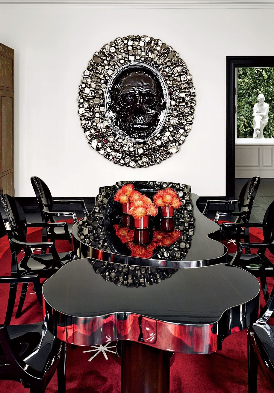 top interior designer Stunning Dining Rooms by Top Interior Designers: Coveted Magazine fran  ois catroux 1