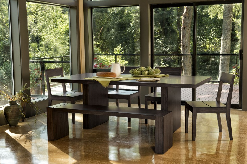 eco-friendly dining room Go Green: 10 Ideas For An Eco-friendly Dining Room gh001dc 2