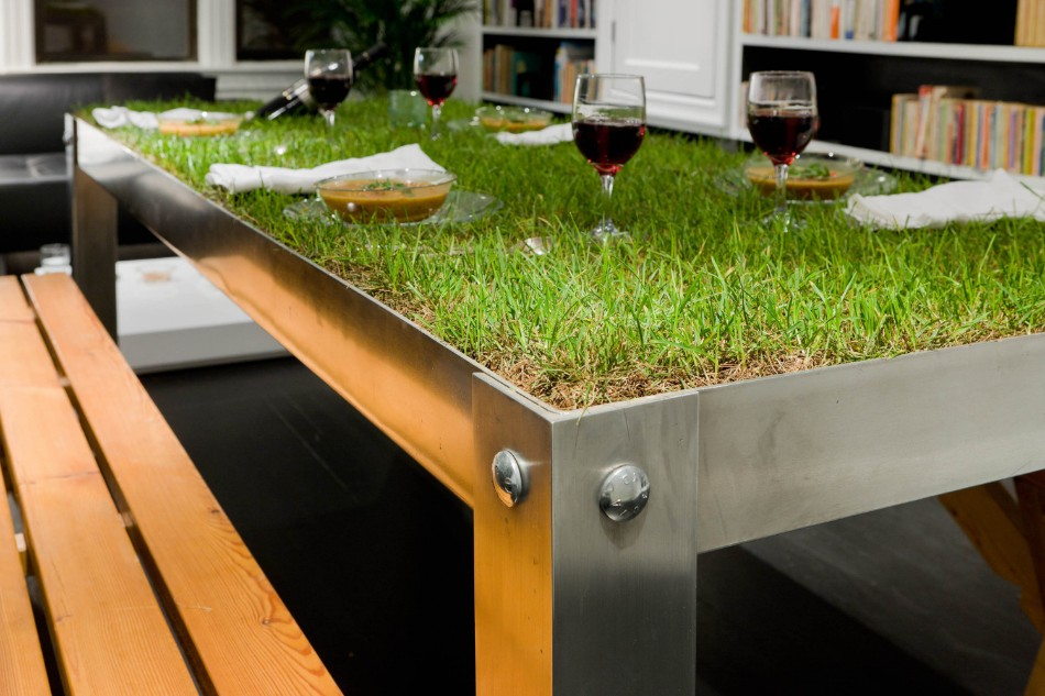 eco-friendly dining room Go Green: 10 Ideas For An Eco-friendly Dining Room kogda ty mechtaesh o svoem dome realnost govorit tebe net 9bf31c7ff062936a96d3c8bd1f8f2ff3